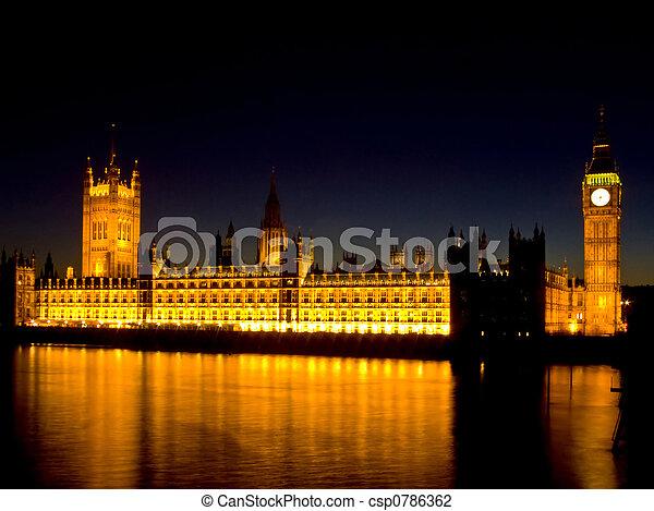 Casa del Parlamento - csp0786362