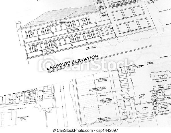 Casa plan 1 - csp1442097