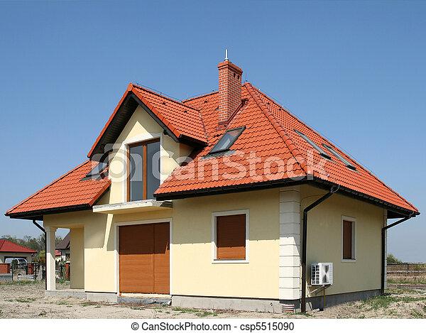 Casa en Polonia - csp5515090