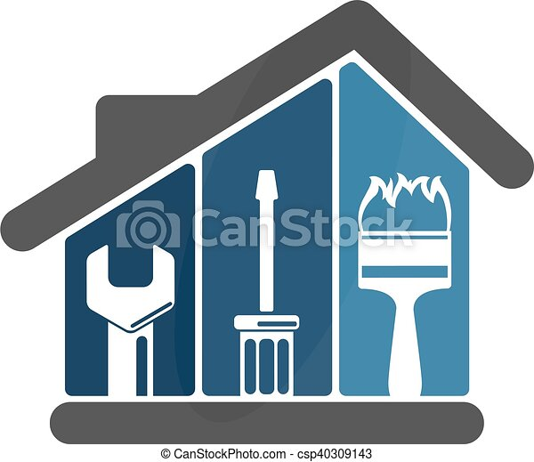 Reparaciones en la casa - csp40309143