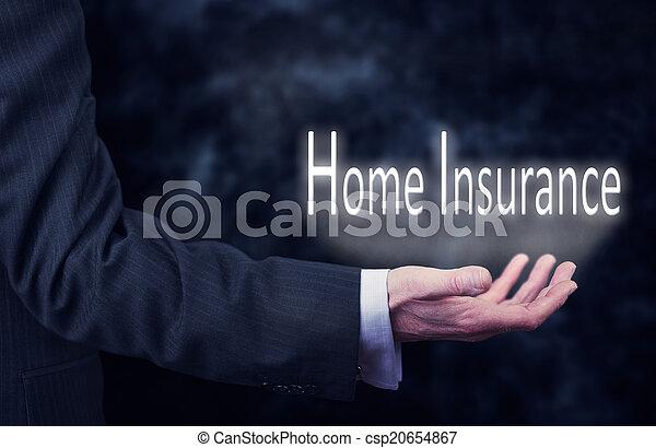 Seguro de casa - csp20654867