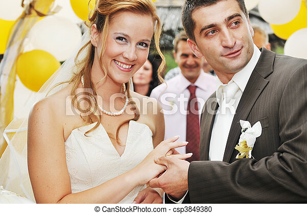 casado, apenas - csp3849380