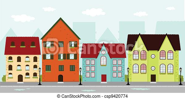 En los ayuntamientos - csp9420774