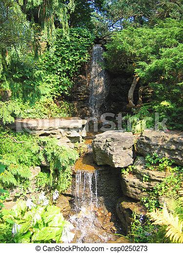 Cascada verde - csp0250273