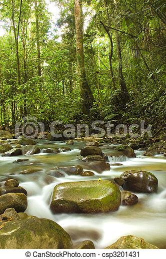 Cascada verde - csp3201431