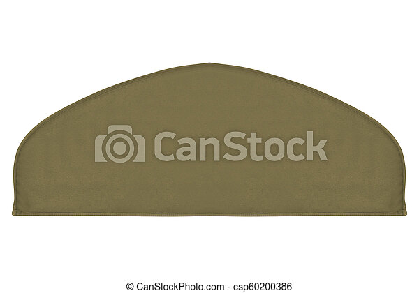 case for rifle isolated on white - csp60200386