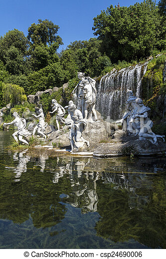 Caserta Royal Palace - csp24690006