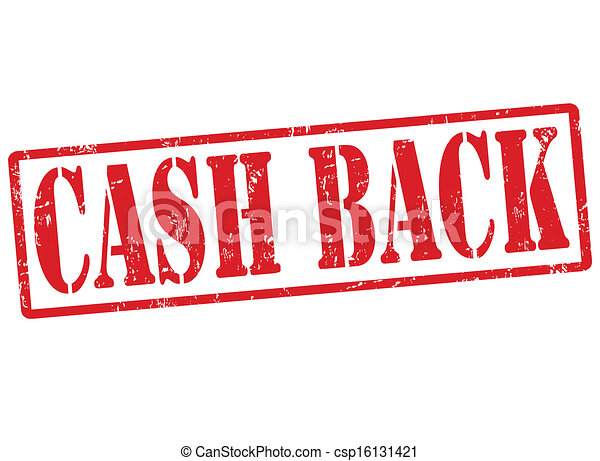 Cash back stamp - csp16131421