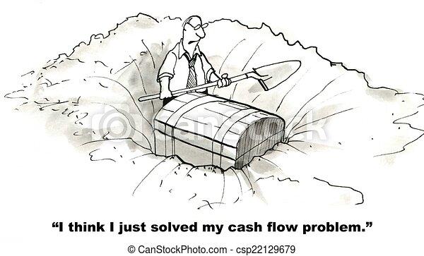 Cash Flow - csp22129679
