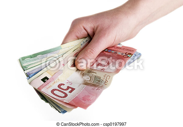Cash in Hand - csp0197997