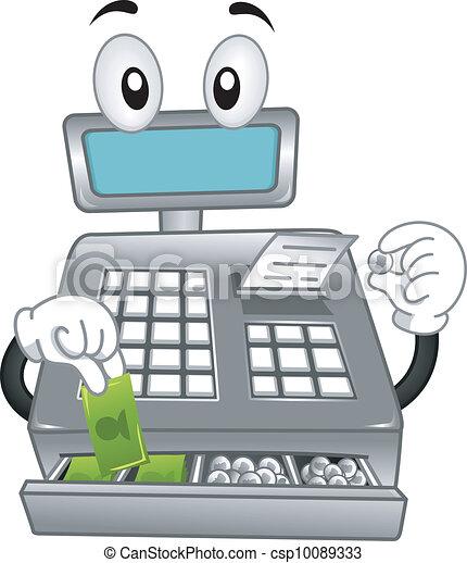 Image result for Cash Register animation