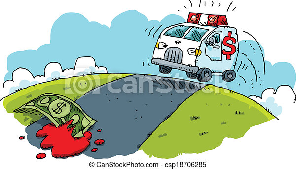 Cash Rescue - csp18706285