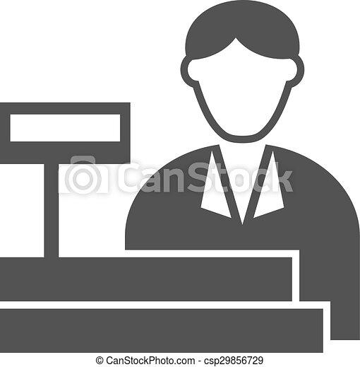 Cashier - csp29856729
