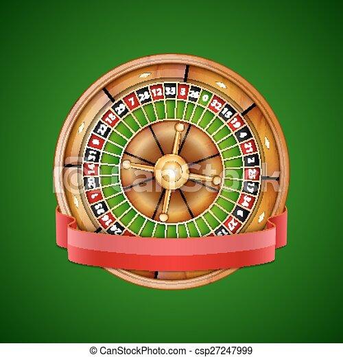 casino, achtergrond - csp27247999