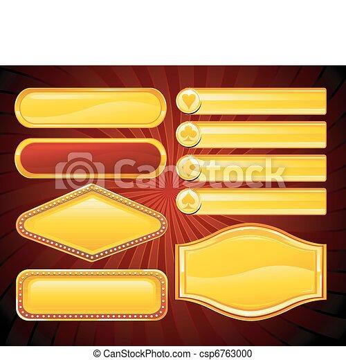 El estandarte del casino - csp6763000