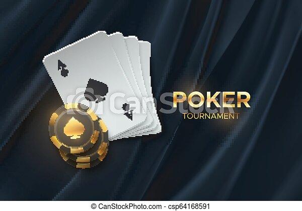 Casino banner concept - csp64168591