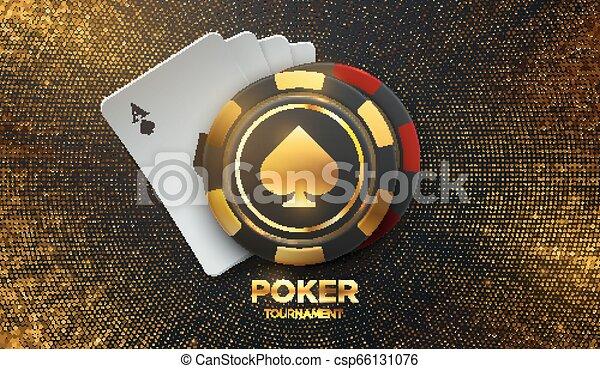 Casino banner concept. - csp66131076