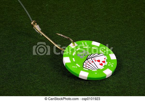 Carnada de casino - csp0101923