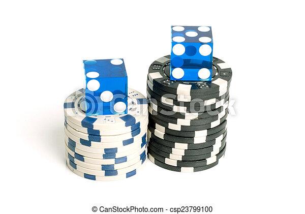 Casino Dice - csp23799100