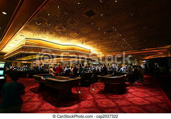 Casino - csp2037322