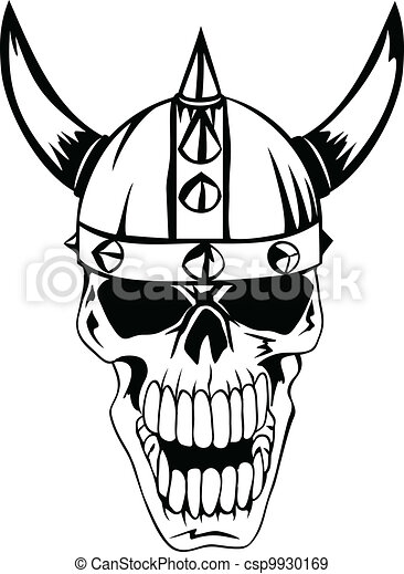 Casque cr ne vikings casque ancien vikings cr ne - Dessin de viking ...