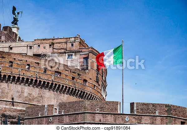 Castel Sant'Angelo - csp91891084