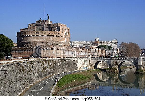 Castel Sant'Angelo - csp0551694