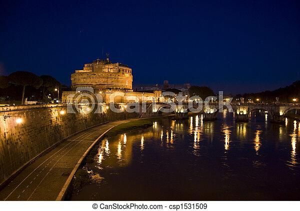 Castel Sant'Angelo - csp1531509