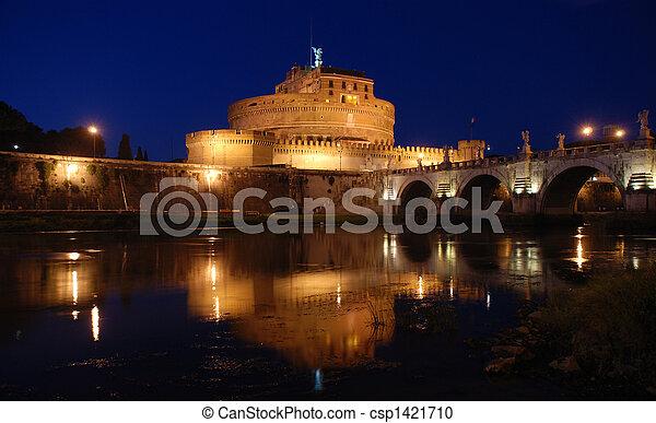 Castel Sant'Angelo - csp1421710