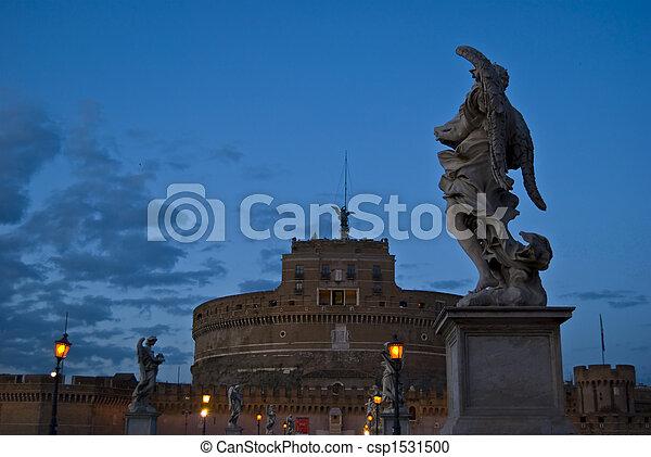 Castel Sant'Angelo - csp1531500