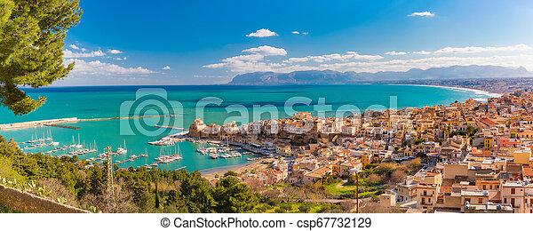 Castellammare del Golfo, Sicily, Italy - csp67732129