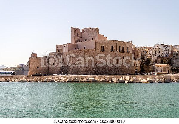 Castellammare del Golfo, Sicily - csp23000810