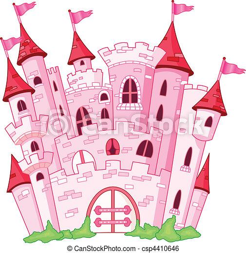 Castle - csp4410646