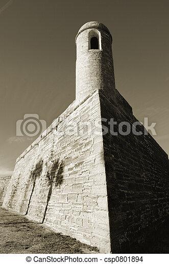 Castillo de San Marcos  - csp0801894