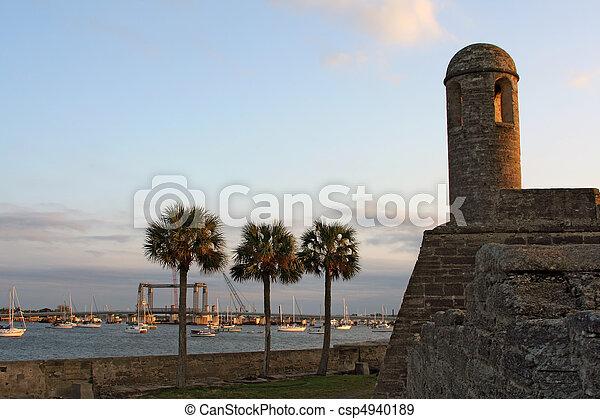 Castillo de San Marcos - csp4940189