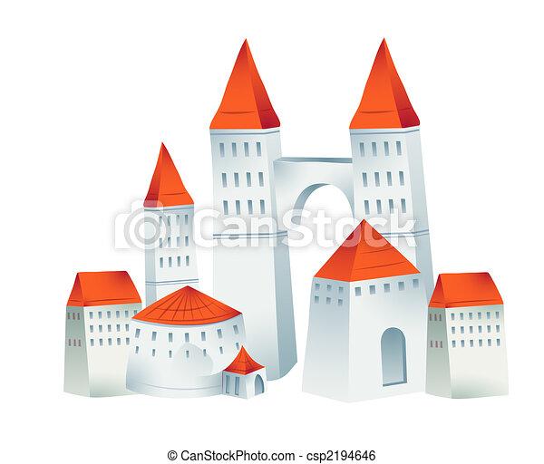 Castle - csp2194646