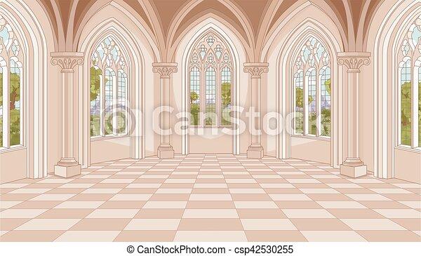 Castle Hall - csp42530255