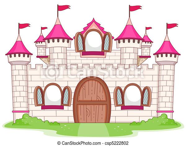 Castle - csp5222802