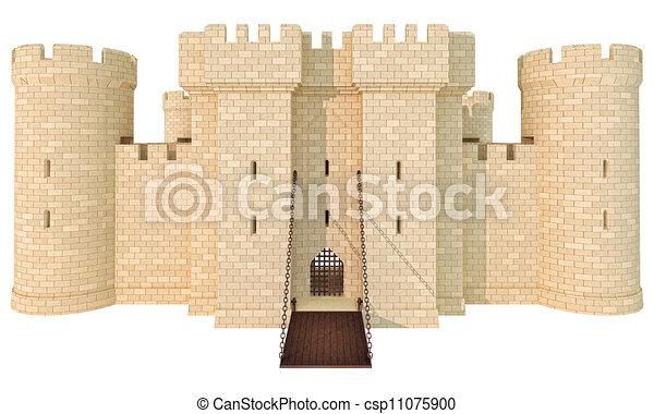 castle - csp11075900