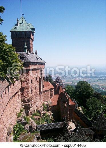 Castle dream - csp0014465