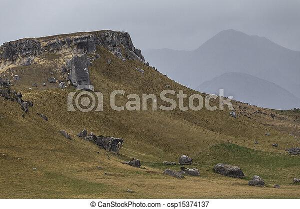 Castle Hill - csp15374137