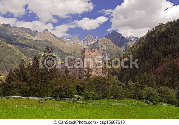 Castle in Austria - csp15607610