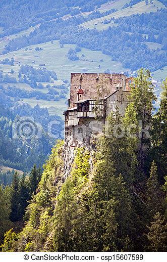 Castle in Austria - csp15607599
