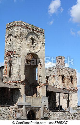 Castle in Poland - csp8765237