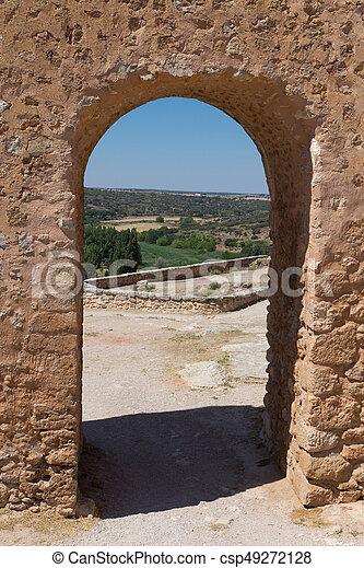 Castle of Penarroya - csp49272128