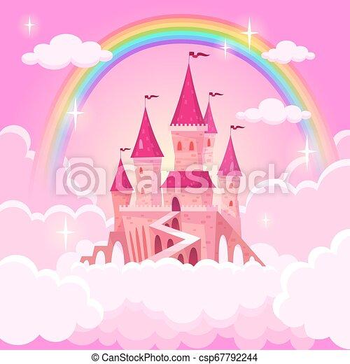 Flying Fortress Fantasy Art
