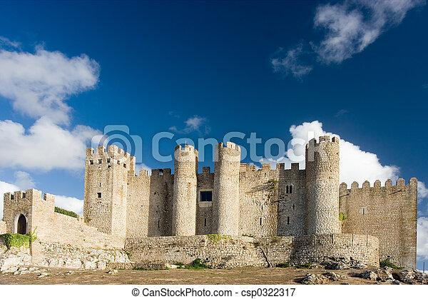 Castle - csp0322317