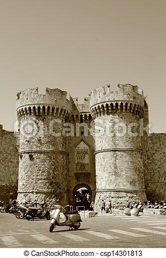 Castle - csp14301813