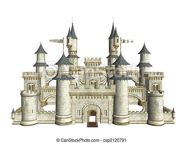 Castle - csp2120791