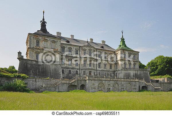 Castle - csp69835511